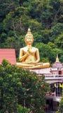 Siamesischer buddhistischer Tempel Stockbild