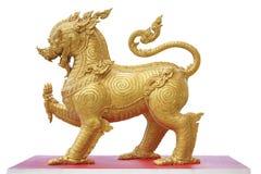 Siamesischer Löwe Lizenzfreie Stockfotografie