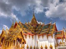 Siamesischer Palast Lizenzfreies Stockfoto