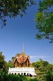 Siamesischer Pavillion, Suan Luang Rama IX Thailand. Lizenzfreie Stockfotos