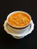 Siamesischer roter Curry mit Ananas Stockbild