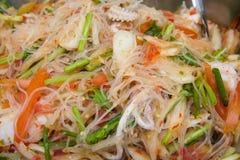 Siamesischer Salat lizenzfreie stockfotos