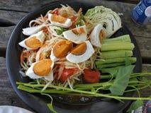 Siamesischer Salat lizenzfreie stockfotografie