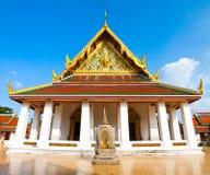 Siamesischer Tempel. Lizenzfreie Stockfotos
