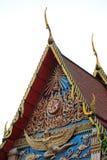 Siamesischer Tempel Lizenzfreies Stockfoto
