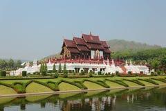 Siamesischer Tempel Stockbild
