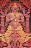 Siamesischer Tempel lizenzfreie stockfotos