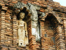 Siamesischer Tempel Stockfotos