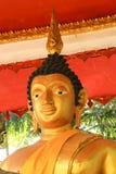 Siamesischer Tempel Buddha Lizenzfreie Stockfotos