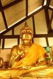 Siamesischer Tempel Buddha Stockfotografie