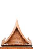 Siamesisches Art-Dach Lizenzfreie Stockfotos