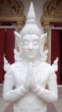 Siamesisches Baumuster des Buddhas Stockfotos