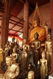 Siamesisches Buddha-Bild Stockfotografie