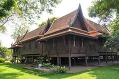 Siamesisches Haus Stockfoto