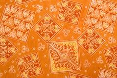 Siamesisches Sarong-Bild Stockfotos