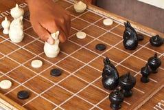 Siamesisches Schach. Stockbilder