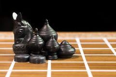 Siamesisches Schach Stockfotos
