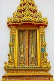 Siamesisches Tempelfenster Stockbilder