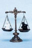 Siamo tutti gli stessi nell'ambito dell'uguaglianza di legge Fotografia Stock