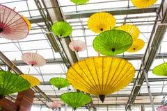 Sian parasol zdjęcia royalty free