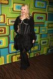Sianoa Smit-McPhee kommt zu der HBO-Golden Globe-Partei 2011 Lizenzfreie Stockfotografie