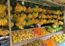 Siargao island local fruits market Royalty Free Stock Photo