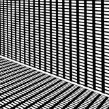 siatka czarny biel ilustracja wektor