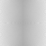Siatka dynamiczne linie Płynnie powtarzalny siatka wzór Disto royalty ilustracja