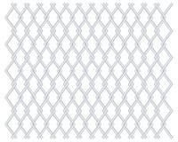 Siatki grille tło z romboidami royalty ilustracja