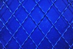 siatki metalu ściana Fotografia Royalty Free