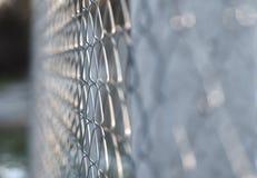 Siatki ogrodzenie Obraz Royalty Free