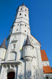 The siauliai Cathedral Saint Apostles Peter and Paul Stock Photo