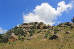 Sibebe rock, southern africa, swaziland, african nature, travel, monolith, geology Royalty Free Stock Photos