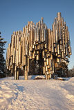 Sibelius Monument Royalty Free Stock Photography
