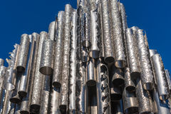 The Sibelius Monument Royalty Free Stock Photography