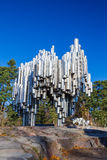 The Sibelius Monument Royalty Free Stock Images