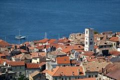 sibenik Хорватии стоковое изображение rf