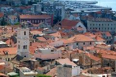 sibenik Хорватии стоковые фотографии rf