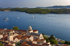 Sibenik Royalty Free Stock Photos