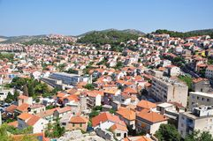 Sibenik Royalty Free Stock Image
