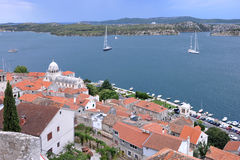 Sibenik Royalty Free Stock Images
