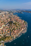 Sibenik aerial Stock Photos