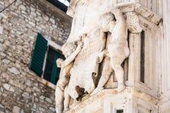 Sibenik, The Cathedral, Croatia. Royalty Free Stock Image