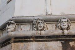 Sibenik cathedral Royalty Free Stock Images
