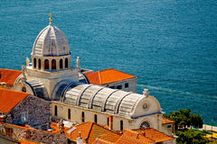 Sibenik, Croatia Stock Photography