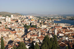 Sibenik, Croatia Stock Photo