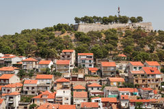 Sibenik, Croatia Royalty Free Stock Photos