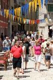 Sibenik, Croatia royalty free stock photos