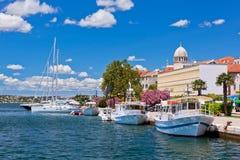 Sibenik, Croatia view Stock Images