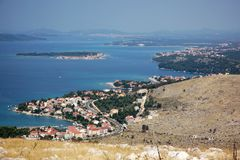Sibenik islands 6 Stock Photos